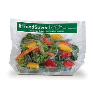 FOODSAVER 16 Sacchetti 21x24cm Microonde - MediaWorld.it