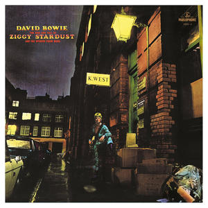 David Bowie - The Rise and Fall Of Ziggy Stardust And The Spiders From Mars (Remastered Version) - Vinile - MediaWorld.it