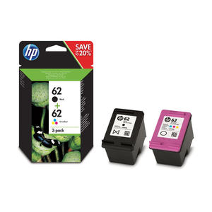 HP 62 Combo Pack