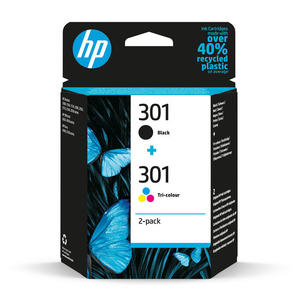 HP 301 Combo Pack - MediaWorld.it