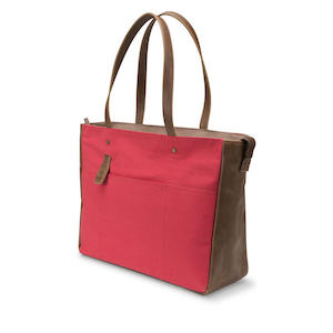 HP Canvas Tote Red 14'' - MediaWorld.it