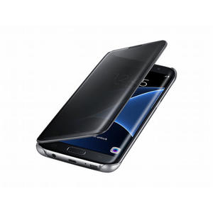 SAMSUNG Cover Clear View per Samsung Galaxy S7 Nero - PRMG GRADING ONBN - SCONTO 15,00% - MediaWorld.it