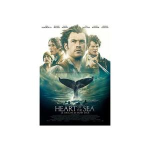 Heart of the Sea Le Origini di Moby Dick - DVD - MediaWorld.it
