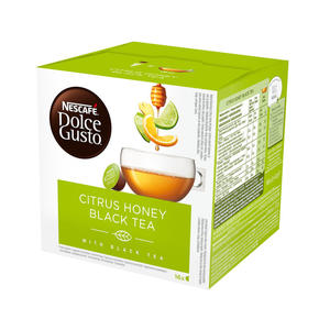 NESCAFE' Dolce Gusto Citrus Honey Black Tea - MediaWorld.it
