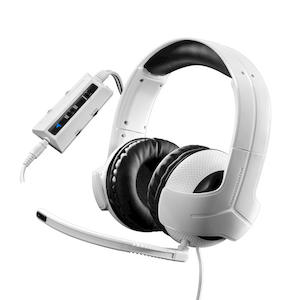 THRUSTMASTER Y300 CPX Headsets Bianco / Nero