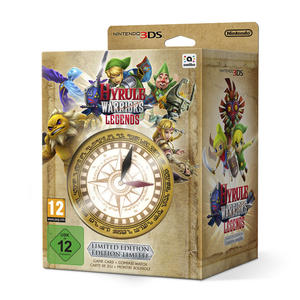Hyrule Warriors: Legends - Limited Edition - 3DS