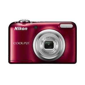 NIKON Coolpix A10 Red - MediaWorld.it