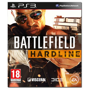 BATTLEFIELD HARDLINE -  Essential - PS3