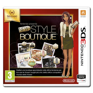 NEWSTYLE BOUTIQUE - 3DS
