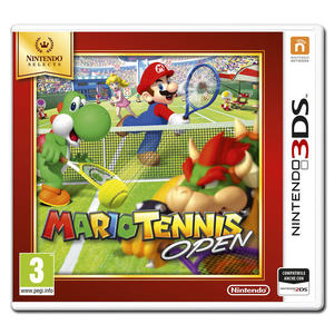 MARIO TENNIS OPEN (Nintendo Selects) - 3DS - MediaWorld.it