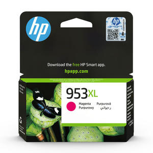 HP 953XL Magenta cartuccia d'inchiostro originale XL F6U17AE - MediaWorld.it
