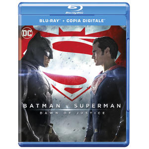 BATMAN V SUPERMAN Dawn of Justice - Blu-Ray - MediaWorld.it