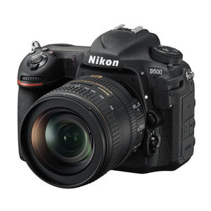NIKON D500 +  AF-S DX 16-80 VR Black - MediaWorld.it