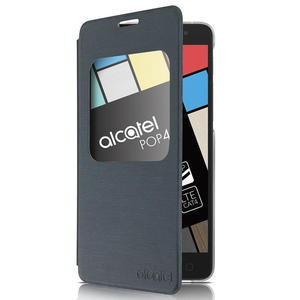 ALCATEL VIEW FLIP COVER POP 4S BLACK - PRMG GRADING KNBN - SCONTO 22,50% - MediaWorld.it