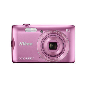 NIKON Coolpix A300 Pink - MediaWorld.it