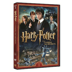 HARRY POTTER E LA CAMERA DEI SEGRETI - DVD - MediaWorld.it