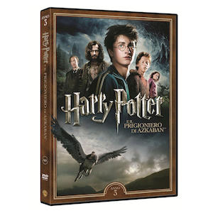 HARRY POTTER E IL PRIGIONIERO DI AZKABAN - DVD - MediaWorld.it