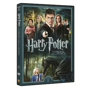 HARRY POTTER E L'ORDINE DELLA FENICE - DVD - MediaWorld.it