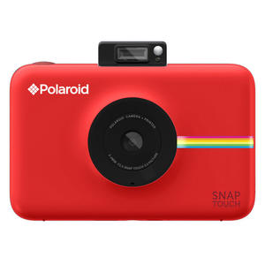 POLAROID SNAP TOUCH ROSSO - MediaWorld.it