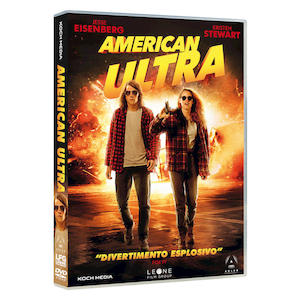 AMERICAN ULTRA - DVD - MediaWorld.it