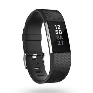 FITBIT Charge 2 Nero Small