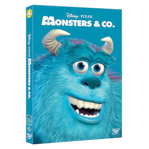 Monsters & Co. - DVD - MediaWorld.it