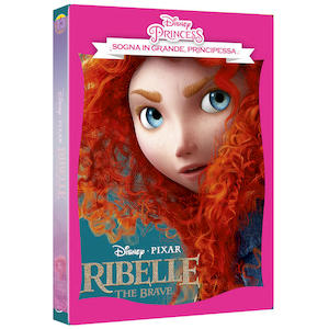 RIBELLE The Brave - DVD - MediaWorld.it