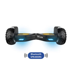 "NILOX DOC Hoverboard PLUS OFF Road 8"" - PRMG GRADING KOCN - SCONTO 35,00% - MediaWorld.it"