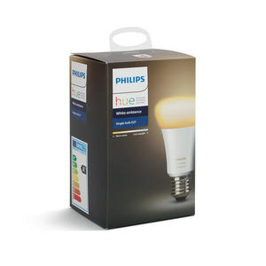 PHILIPS Hue White Ambiance E27 - MediaWorld.it