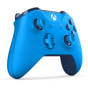MICROSOFT Xbox One Controller Wireless Blue - MediaWorld.it