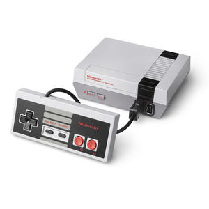 Nintendo NES Mini Classic - MediaWorld.it