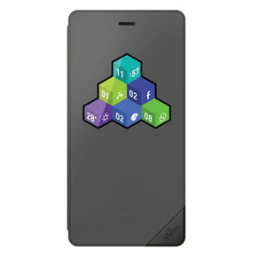 WIKO FOLIO WICUBE D.GREY ROBBY 3G - MediaWorld.it