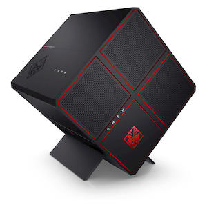 HP OMEN X 900-003NL Jet Black - MediaWorld.it
