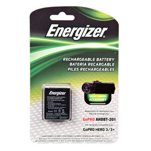 ENERGIZER ENV-GP3 XGOPRO201/301/302 - MediaWorld.it