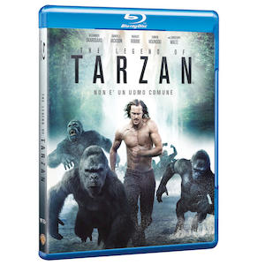 The Legend of Tarzan - Blu-ray - MediaWorld.it