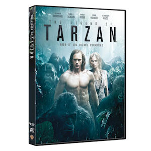 The Legend of Tarzan - DVD - MediaWorld.it