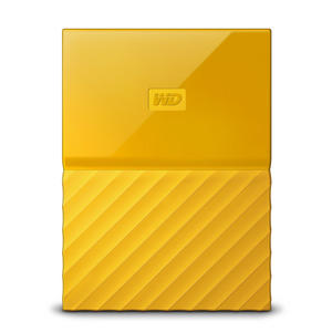 WD MyPassport 3.0 Giallo - MediaWorld.it