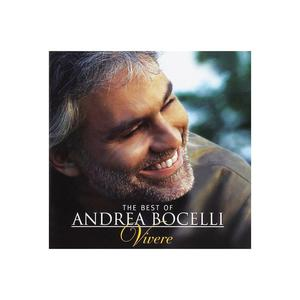 Andrea Bocelli - The Best Of Andrea Bocelli - Vivere - CD - MediaWorld.it