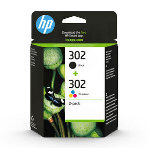 HP Combo Pack 302