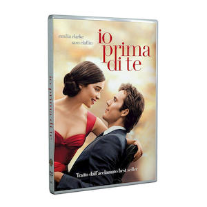 Io prima di te - DVD - MediaWorld.it