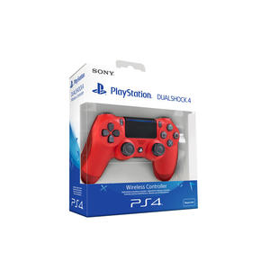 SONY PS4 Controller Dualshock V2 Magma Red - MediaWorld.it