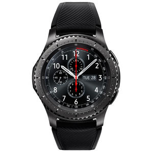SAMSUNG Gear S3 Frontier Black - MediaWorld.it