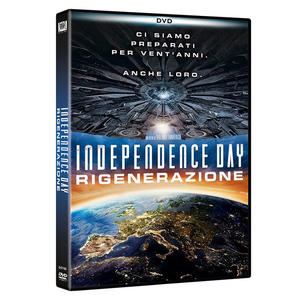 Independence Day - Rigenerazione - DVD - MediaWorld.it
