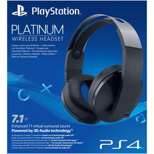 SONY Platinum Wireless Headset - MediaWorld.it