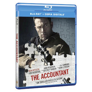The Accountant - Blu-ray - MediaWorld.it