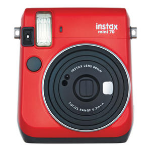 FUJIFILM INSTAX MINI 70 PASSION RED - MediaWorld.it
