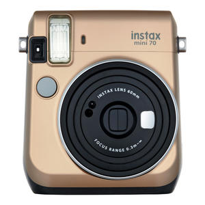 FUJIFILM INSTAX MINI 70 STARDUST GOLD - MediaWorld.it