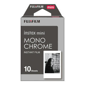 FUJIFILM Pellicola Instax Mini Monochrome - MediaWorld.it