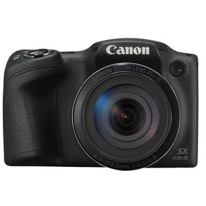 CANON SX430IS BLACK - MediaWorld.it