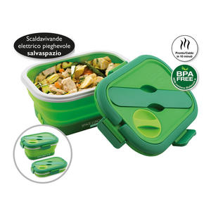 MACOM Space Lunch to Go Green - MediaWorld.it